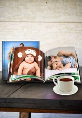 Custom Photo Book