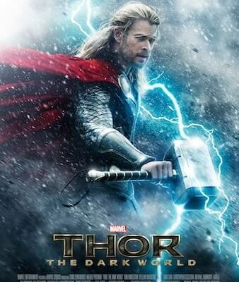 thor the dark world trailer poster