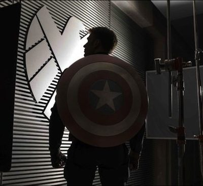 Superhero News! Marvel Begins Production on Captain America: The Winter Soldier