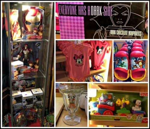 disney soda fountain store merchandise