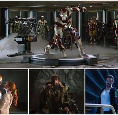 Iron Man 3 No Spoilers Review:  5 Fantastic Moments From the Movie #IronMan3Event