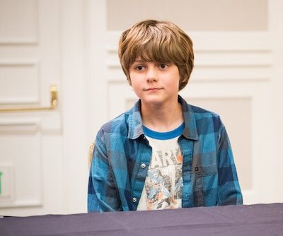 Who is the Kid in Iron Man 3? An Interview With Ty Simpkins #IronMan3Event