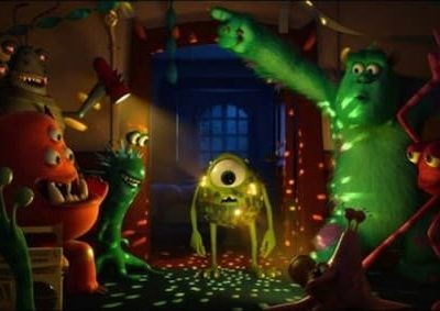 New Monsters University Trailer on YouTube: It All Began Here #MonstersU