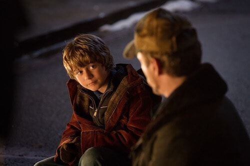 who is the kid in iron man 3