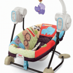 Save 27% on the Fisher-Price SpaceSaver Swing and Seat + Free Shipping!