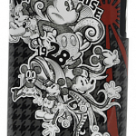 DisneyStore.com Deal:  Save 84% on the Houndstooth Mickey Mouse iPhone 3G Case (Free Shipping Eligible)