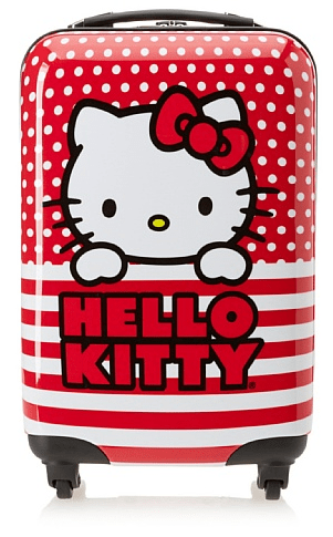 Hello Kitty Suitcase For Kids | Luggage And Suitcases