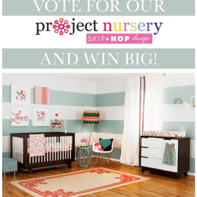 Vote for the Layla Grayce Nursery Design for a Chance to Win Big!