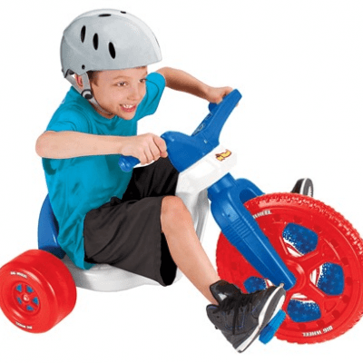Kids Woot! Deals: Save 42% on the Kids Only 16-Inch Patriotic Big Wheel