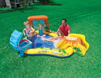 Intex Dino Pool