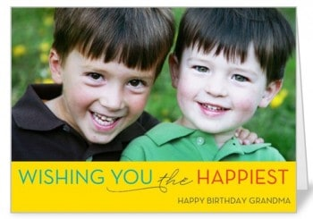 shutterfly promo code free personalized birthday card, Birthday card