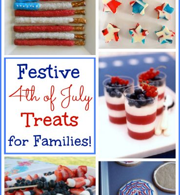 Fourth of July Recipes: Festive & Family-Friendly 4th of July Treats!