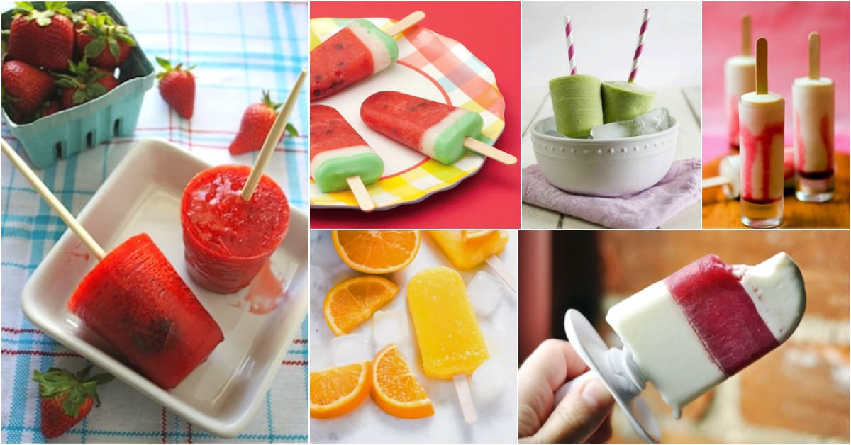 Top 10 unique popsicle recipes to cool off this summer for Best unique recipes