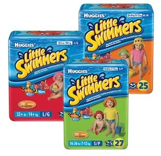 CVS Deals: Huggies Little Swimmers for $5.99 with Printable Coupons!