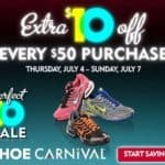 Shoe Carnival Coupon Code: Save up to $40 on your Purchase!
