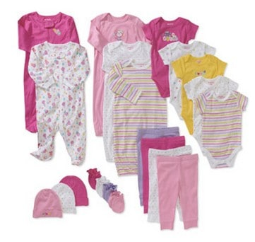 Garanimals Layette Set