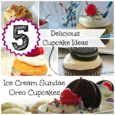 Unique cupcake ideas