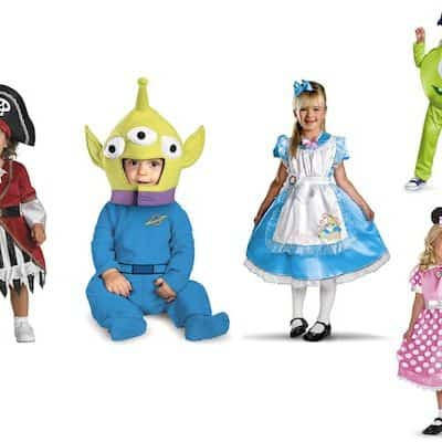 cheap disney costumes