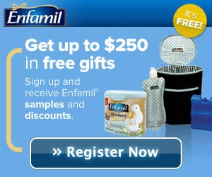 enfamil baby freebies
