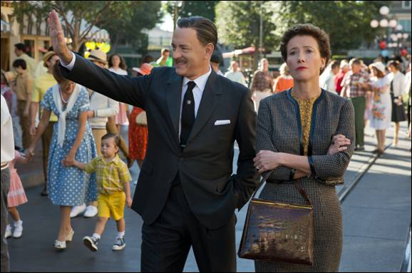 saving mr. Banks image from film