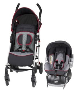 Baby Trend Euroride Travel System