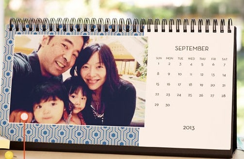 Last Day Shutterfly Promo Code Free 12 Month Photo Calendar