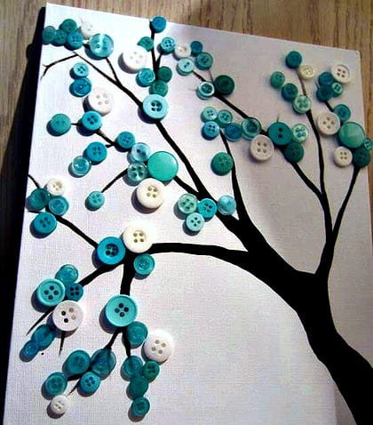 Button crafts for kids how to make 10 craft projects with for Button crafts for adults