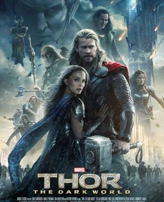 Brand New Poster for Thor: The Dark World + Exclusive Trailer #ThorDarkWorld