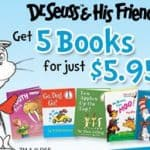 FIVE Dr. Seuss Books + FREE Activity Book for Just $5.95 Shipped!