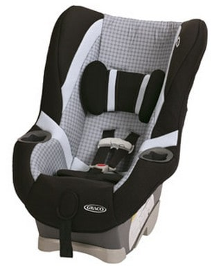 Graco MyRide 65 LX Convertible Car Seat  just $119, Free Shipping Eligible!