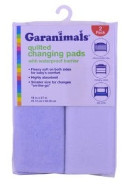 Garanimals Changing Pads
