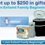Up to $250 in Free Gifts for Baby!