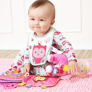 Zulily Deals on Taggies Toys, Clothing, Baby Gear, and More: Save Up to 50%!