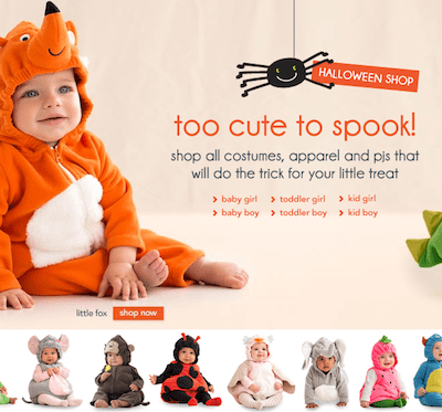 infant halloween costumes