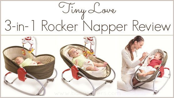 tiny love 3 in 1 rocker napper review