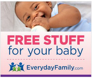 FREE Baby Coupons and Samples from EverydayFamily.com!