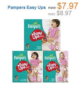 Printable pampers easy ups coupons canada