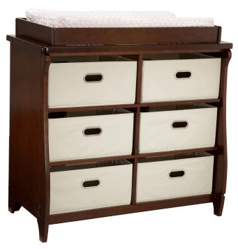 Save 75 On The Simmons Hutton Dresser Changing Table Plus