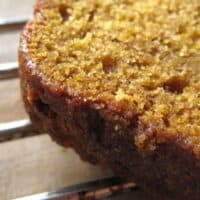 Easy Pumpkin Bread with Cake Mix