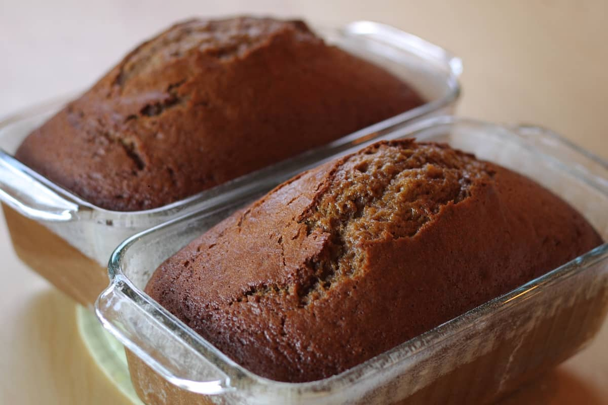 cake mix pumpkin bread