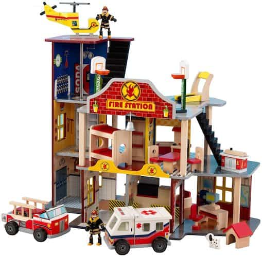 Kidkraft Deluxe Fire Rescue Set