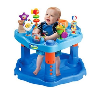 Evenflo ExerSaucer Activity Center just $42.88 (Was $70), Free Shipping Eligible!