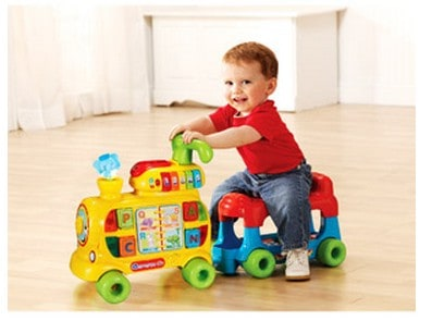 Save 50% on the VTech Alphabet Train, Free Shipping Eligible!