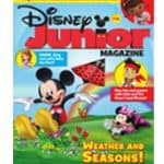 Disney Jr Magazine Subscription just $13.99/Year!