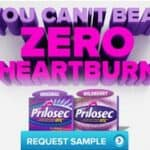 Prilosec Free Sample