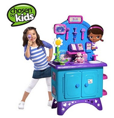 Doc McStuffins Center