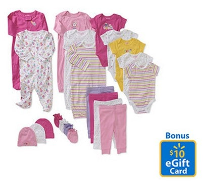 Garanamils Layette Set