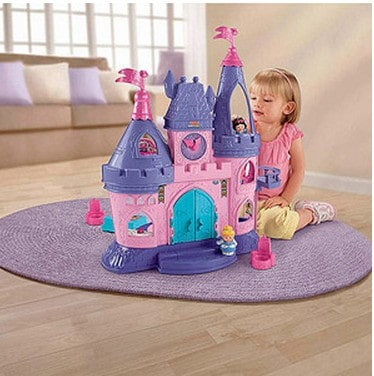 disney Princess playset