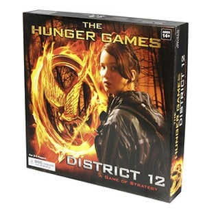 Hunger Games Game