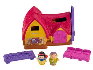 Snow White Playset